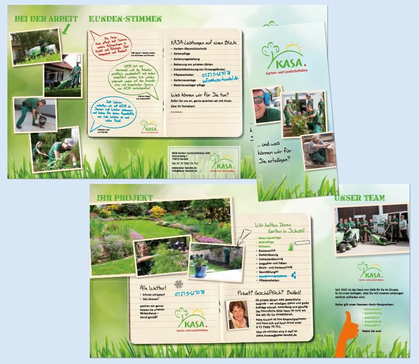 Broschüre KASA