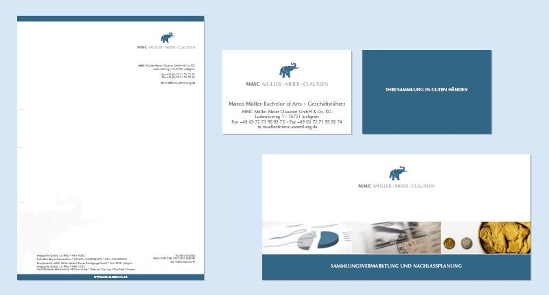 Geschäftsausstattung MMC