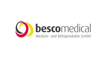 Logo Bescomedical, Landau