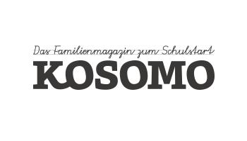 Logo Kosomo-Magazin, Ettlingen